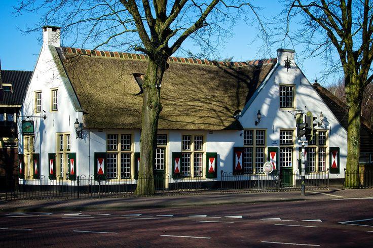 Café Het Bonte Paard in Laren