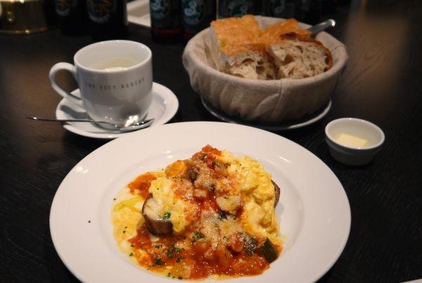 【大阪・大阪市】シティーベーカリー初のレストラン、グランフロント大阪に登場--ベーカリーも初出店