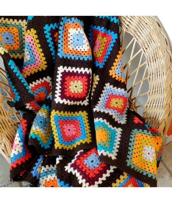 les 20 meilleures id es de la cat gorie couvre lit en crochet sur pinterest. Black Bedroom Furniture Sets. Home Design Ideas