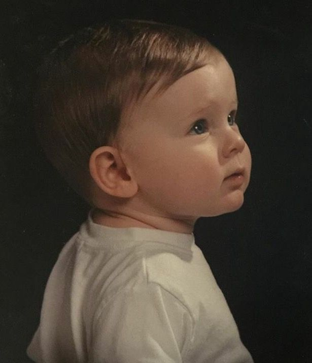 Baby Chandler Riggs