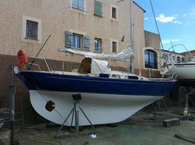 Folkboat 25 for sale France, Folkboat boats for sale, Folkboat used boat sales, Folkboat Sailing Yachts For Sale 1980 FOLKBOAT 25 - Boat Helm