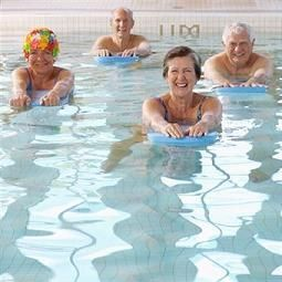 Water Aerobics Routines For Seniors - love it!
