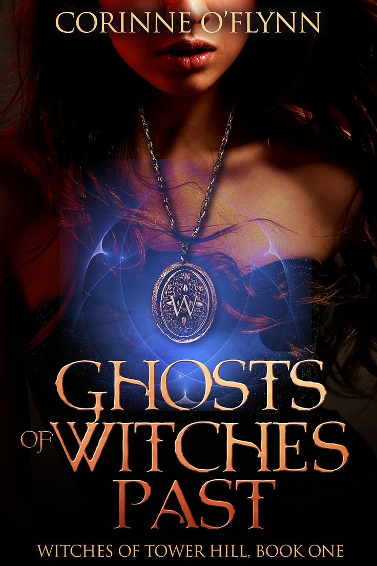 Win A Signed Paperback Of Ghosts Of Witches Past!