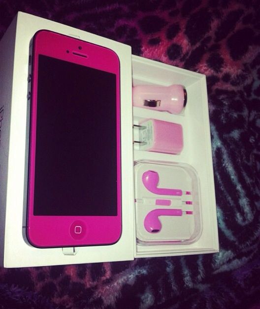 Guys check out my new iPhone 5! -sierra