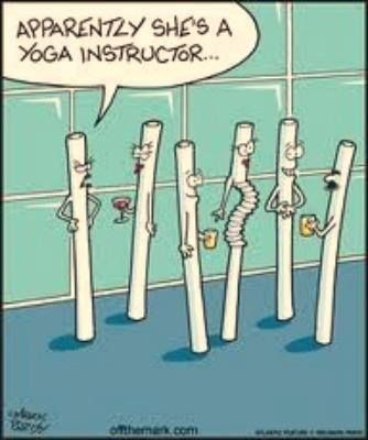 Yoga Funnies: The Tale of The Bendy Straw:  From the new Downdog Diary Yoga Blog found exclusively at DownDog Boutique. DownDog Diary brings together yoga stories from around the web on Yoga Lifestyle... Read more at DownDog Diary