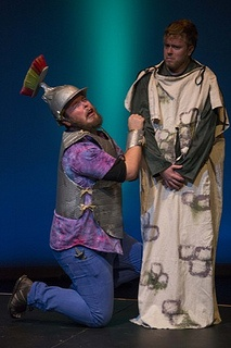 My costume and production designs for Britten's A Midusmmer Night's Dream with Halifax Summer Opera Workshop, 2012