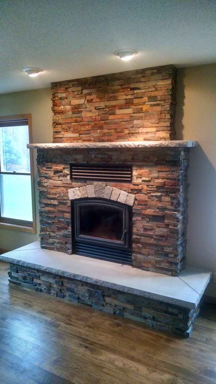 1000 Ideas About Wood Burning Fireplaces On Pinterest