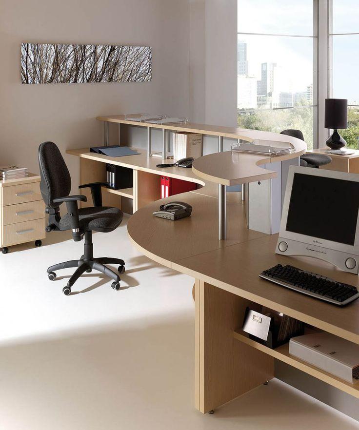 Mobiliario de oficina (1694 – O51) - Muebles CASANOVA