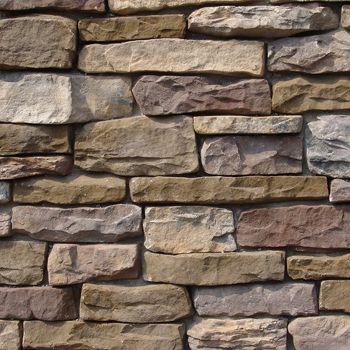 ply gem stone handcrafted stone veneer shadow ledgestone buckingham - Faux Stone Veneer