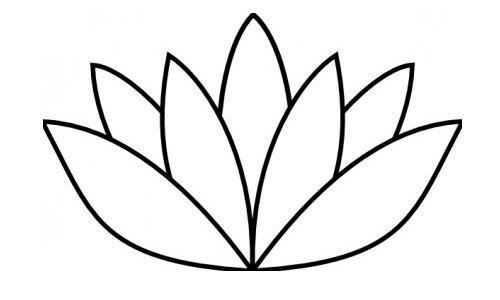 Gambar Bunga Saffron Kartun