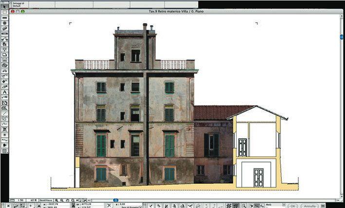 ArchiRADAR   Fotoraddrizzamento prospettico