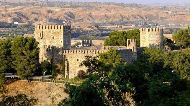 castillo de San Servando #Toledo