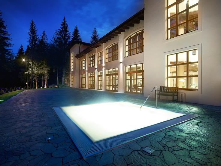 Sport Spa Poiana Brasov - Hot Tub