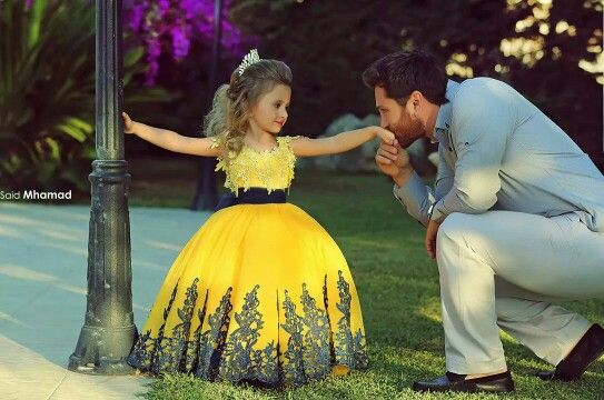 Too cute! I may find my prince one day,but Daddy, I will always be your princess.