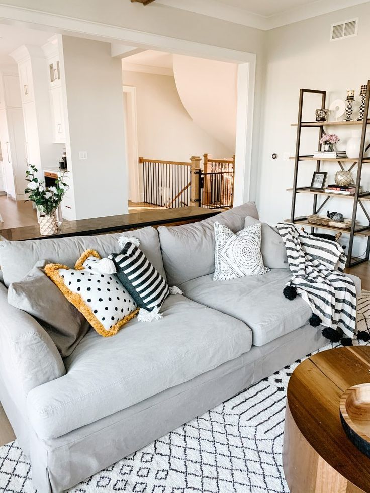 Our Kid Friendly Sofa Chair My Kind Of Sweet In 2020 Family Friendly Living Room Kid Friendly Living Room Kids Living Rooms #simple #chairs #for #living #room