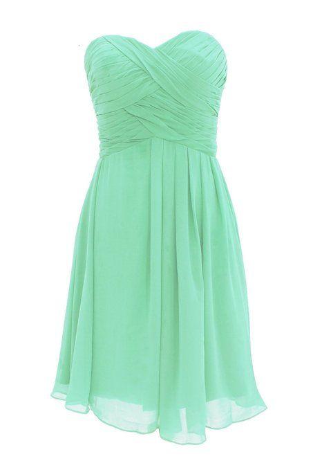 Bridesmaid Dress Short Mint Bridesmaid Dress Bridesmaid Dresses 2014