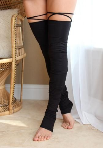 Thigh High Leg Warmers