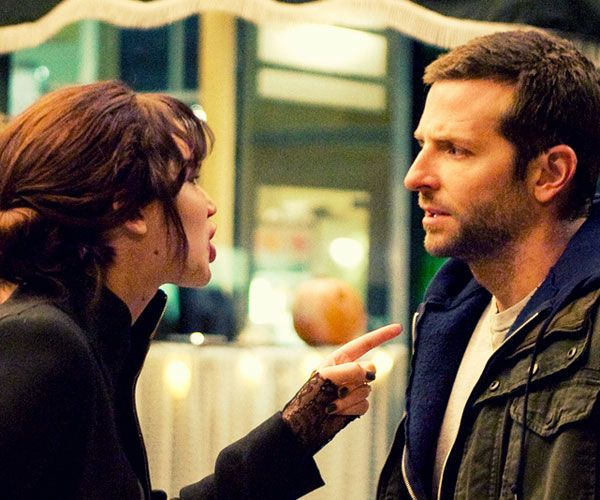 Jennifer Lawrence Silver Linings Playbook Running