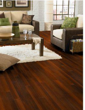 Mannington Kingston Mahogany Jamaican Brown Laminate Flooring
