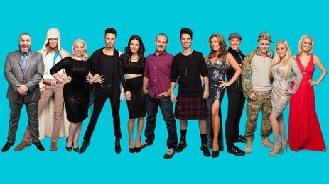 Introducing the new Celebrity Big Brother housemates! Got a fave yet? x