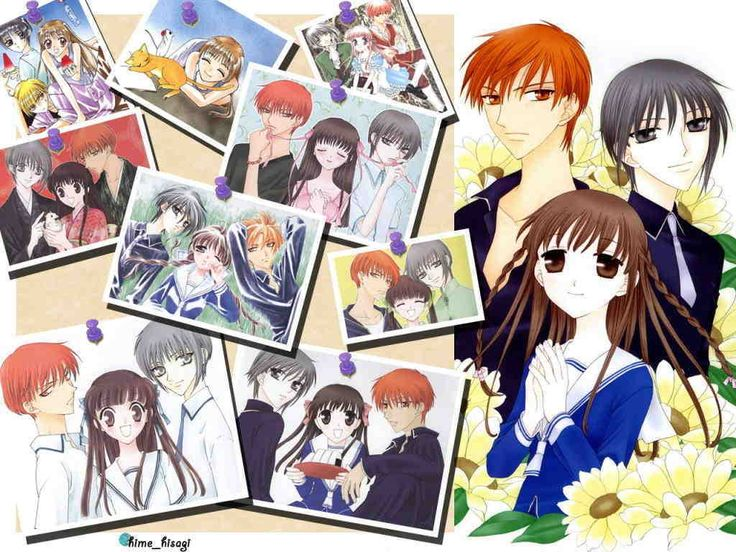 Fruits Basket Subtitle Indonesia Batch http//drivenime