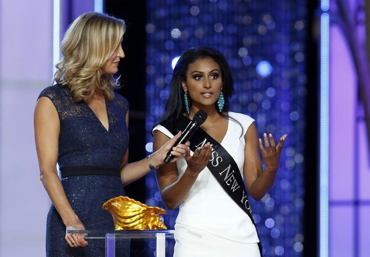 First Indian-American to win Miss America