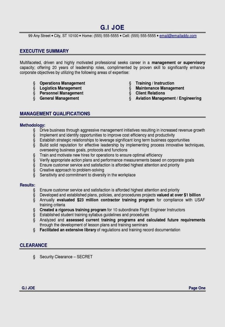 Restaurant Manager Resume Examples Guide to Resume