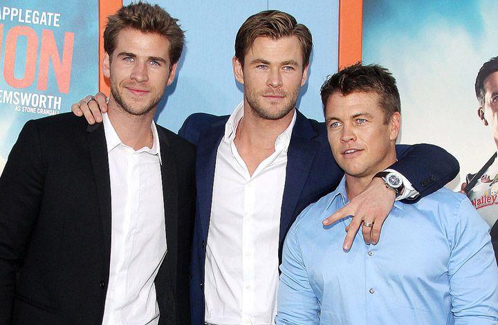 Irmãos Hemsworth