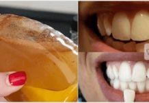 Εκπληκτική Λεύκανση Δοντιών με Ένα μόνο Συστατικό που Έχουμε όλοι στο Ντουλάπι μας!