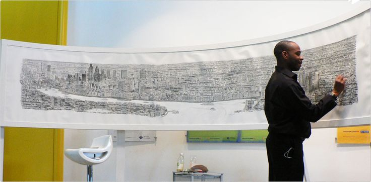 stephen wiltshire, autistic artist who drawing london cityscape from memory.: Amazing Drawings, Architectural Drawings, Drawing London, Detailed Drawings, Drawings Paintings