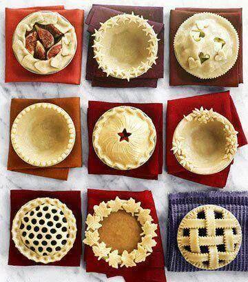 decorazioni per crostata