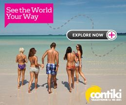 Travel and Tour Information for Contiki. http://www.fomotravel.com/contiki.html