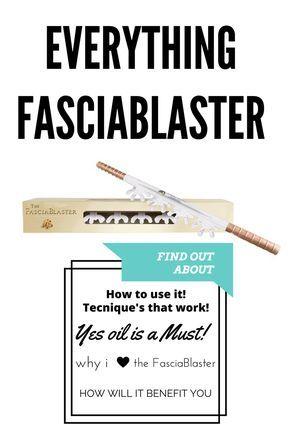 FASCIA BLASTER REVIEW                                                                                                                                                                                 More
