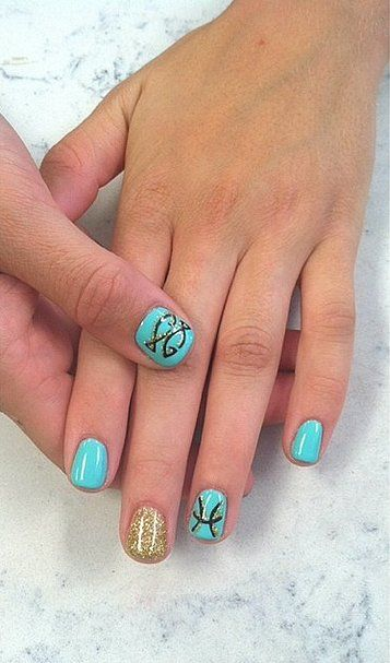 Zodiac Nail Art Ideas That Are More Spiritual Than Your Horoscope Nails Pinterest And Designs