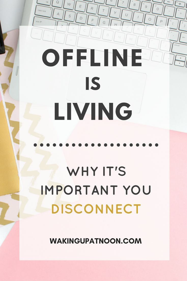 Why you need to have a social media detox and disconnect from the internet to lead to happiness and positive mental health