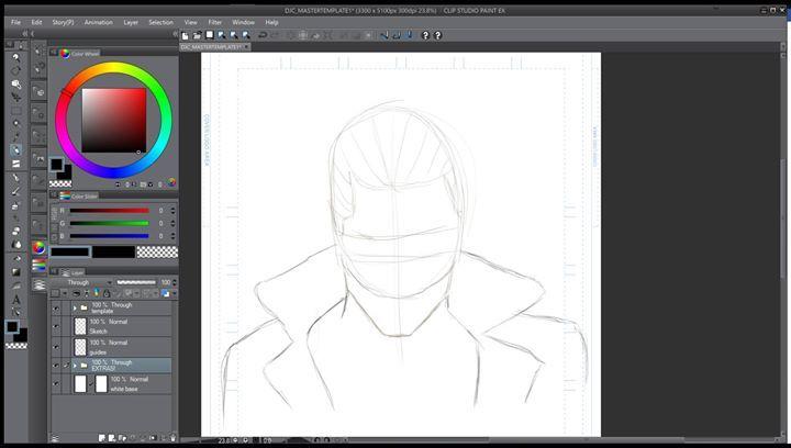 Weekend practice  #Joker #suicideSquad #SuicidéSquad #drawing #process