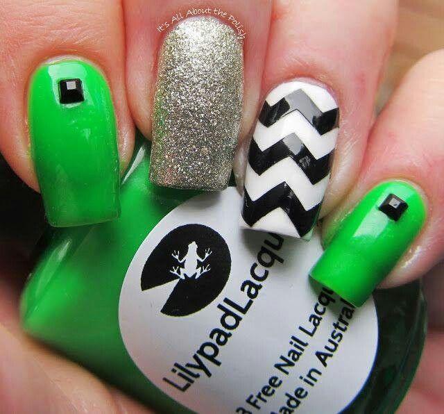 Mejores 73 imágenes de Nails en Pinterest   Uñas bonitas, Decoración ...
