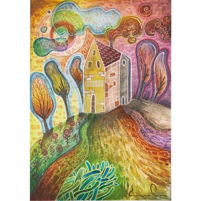 La casita de la colina - Enrique Parra