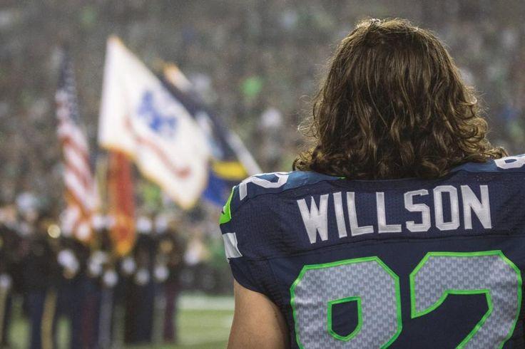 Seahawks Luke Willson #GoHawks