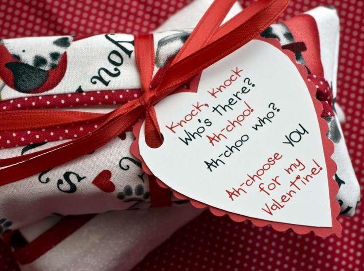 Fabuleux Regali San Valentino Per Lui Fai Da Te. San Valentino Biglietti  OY88