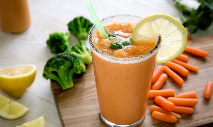 Cocina 'healthy': Refrescantes, deliciosos, ligeros... ¿Has probado los granizados de verduras