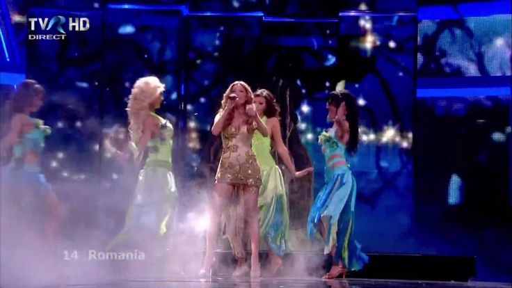 Romania - The Balkan Girls - Eurovision 2009 (HD QUALITY)