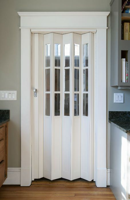 Best 25 accordion doors ideas on pinterest accordion for Accordion doors