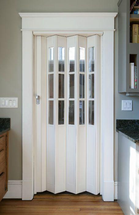 Curtain ideas sliding glass door - 25 Best Ideas About Accordion Doors On Pinterest