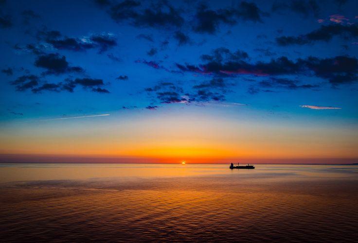 Transporter baltic sea