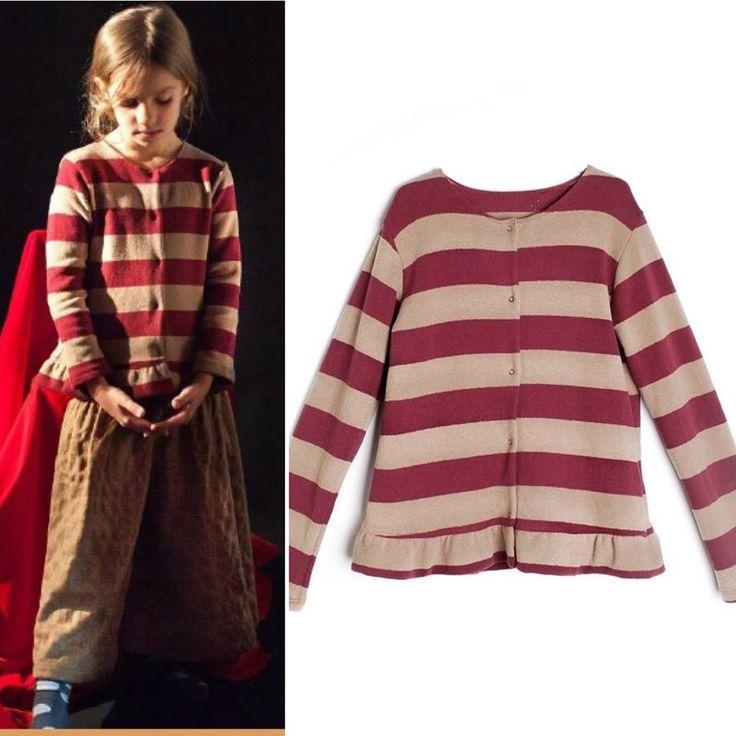 Cardigan riga prugna.. per tuttele bimbe 2-8 anni.. Online su www.cocochic.it a metà prezzo.. http://www.cocochic.it/it/bambina/1030-cardigan-riga-prugna.html