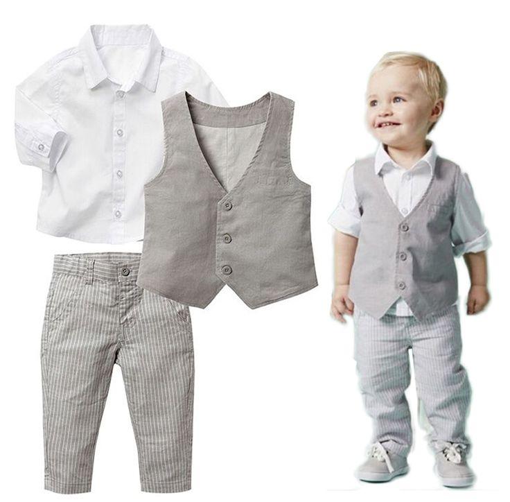 Modern Cassual Gentlemen Outfit