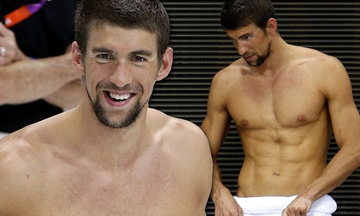 Michael Phelps reveals details of his 12,000 calories a day diet... and he doesn't look bad on it either girls!