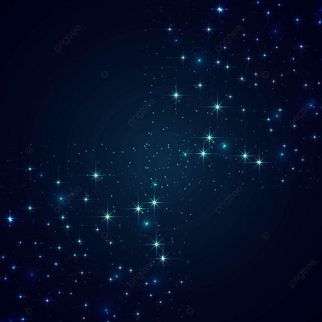 Stelle Scintillanti Astratte Su Sfondo Blu Clipart Di Galassia Luccichio Sfondo Glitter Png E Vector Per Il Download Gratuito Sfondi Blu Bokeh Sfondi