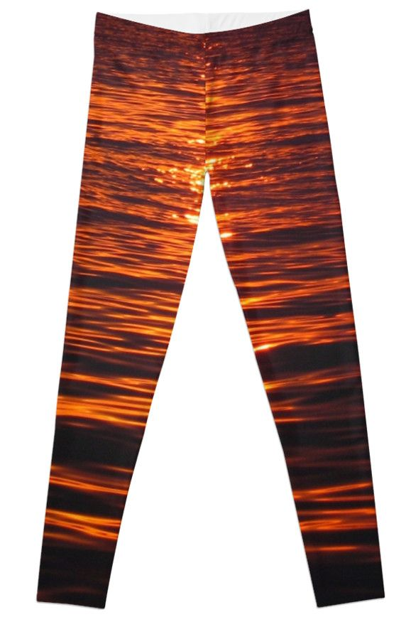 Sea of Love Leggings by scardesign11 #sunset #sunsetleggings #summerleggings #leggings #summergifts #fashion #womensfashion #giftsforher #gifts #giftsforteens #womensfashion #yoga #yogaleggings #gym #summergymleggings #summerpouch #summer #summerbags #hipster #colorful #style #swag
